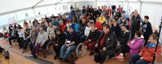 Voile et handicap 2017, événement organisé à Pornichet par l'association Sillage